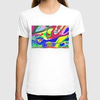 graffiti T-shirts featuring Graffiti by DesignsByMarly