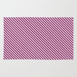 Festival Fuchsia Stripe Rug