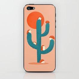 Prickly iPhone Skin