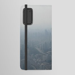 fade to gray (Shanghai) Android Wallet Case