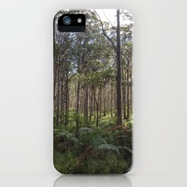 Forest 1 iPhone Case