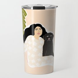 Best friendship story Travel Mug
