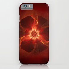 Fire Flower iPhone 6s Slim Case