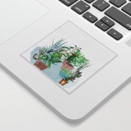 Plants 2 Sticker