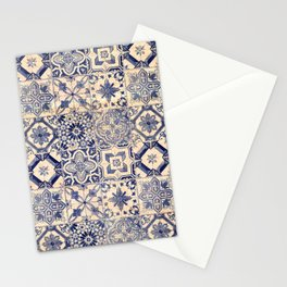 Ornamental pattern Stationery Cards
