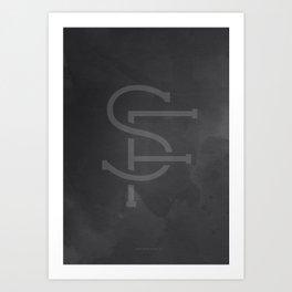 SF Art Print
