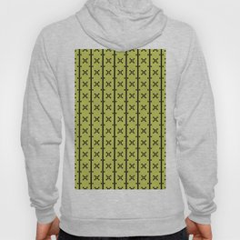 Squares and Stripes in Citrine #pattern #squares #stripes Hoody