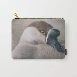 The Swan Goose Carry-All Pouch