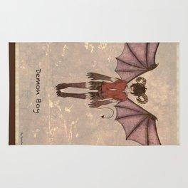 Demon Boy Rug
