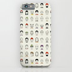 The Characters of W Slim Case iPhone 6
