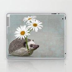 Hedgehog in love Laptop & iPad Skin