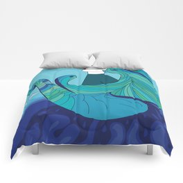 Elements - Water Comforters