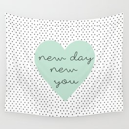 new you Wall Tapestry
