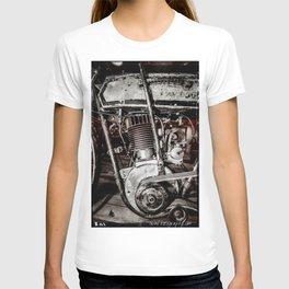 Vintage Harley Motorcycle T-shirt