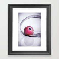pomme Framed Art Print