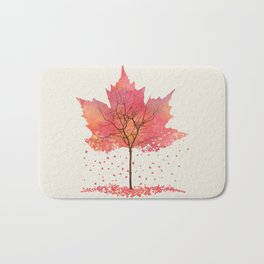 Fall Bath Mat