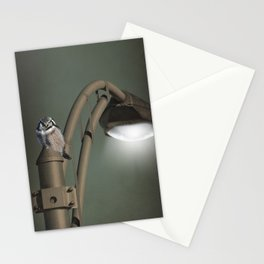 I bring the light Stationery Cards