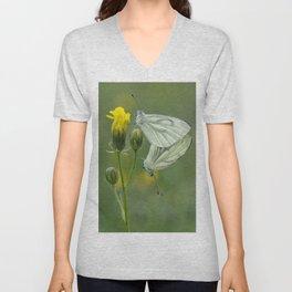 Butterfly Love Unisex V-Neck