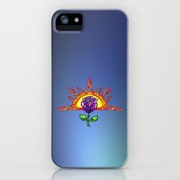 Royal Tudor's Sunrise iPhone Case