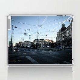 Streets of Budapest Laptop & iPad Skin