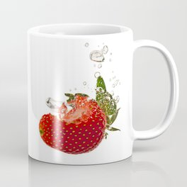 Strawberry splash Coffee Mug
