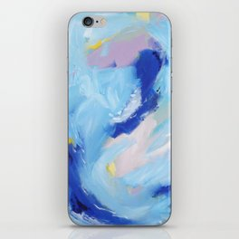 Pool Daze iPhone Skin