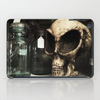 antique iPad Cases featuring antique by jennifersupertramp