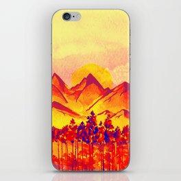 Landscape #05 iPhone Skin