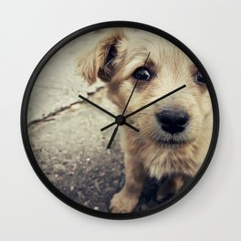 homeless Wall Clock