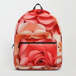 Rose rose Backpack