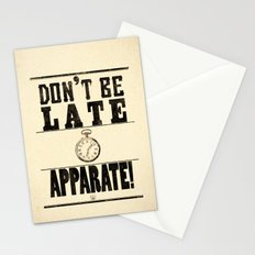 Apparate! Stationery Cards