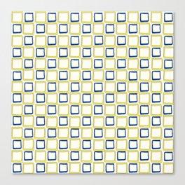 Small Squares Canvas Print