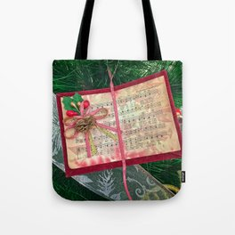 Hark the Herald Angels Tote Bag
