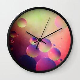 miracles happen Wall Clock