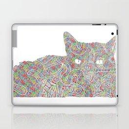Composite Cat Laptop & iPad Skin