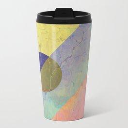 Hipster Solar Flare Metal Travel Mug