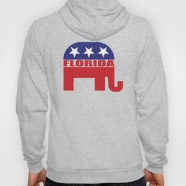 Florida Republican Elephant Hoody