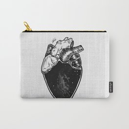 Inside your heart. Carry-All Pouch