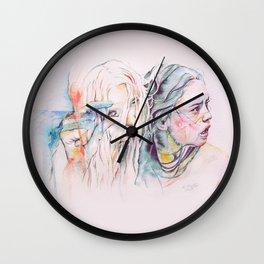The Dag & Cheedo the Fragile Wall Clock