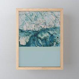 underwater II Framed Mini Art Print