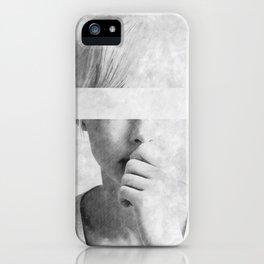 Doubts ... iPhone Case