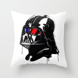 DARTH VA-3D-R Throw Pillow