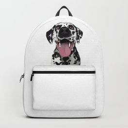 Happy Dalmatian Backpack