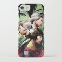 korrasami iPhone & iPod Cases featuring Beifongs by Meder Taab