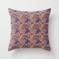 chocolate Throw Pillows featuring Chocolate by lillianhibiscus