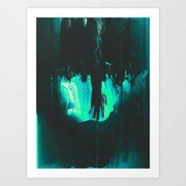 Day 56: ŧħɇ ħȺnđ ŧħȺŧ fɇɇđs Art Print