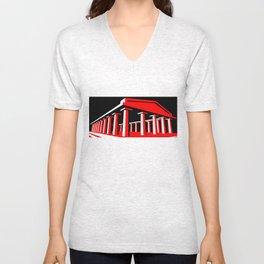 Parthenon Unisex V-Neck