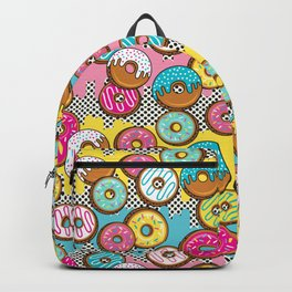 Donut Shop Backpack