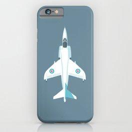 Sea Harrier Jet Aircraft - Slate iPhone Case