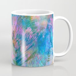 Waikiki Tropic {Aqua} Coffee Mug